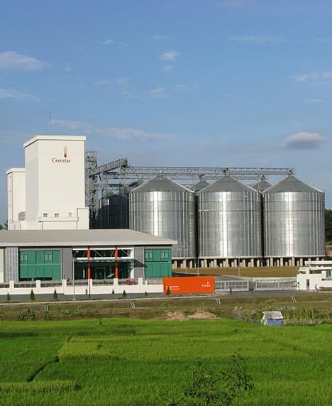 印度尼西亚,Cerestar 面粉厂