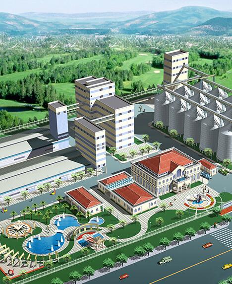 马来西亚面粉厂 500 吨