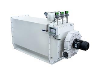 卧式插入式除尘器 CFMC(-W)